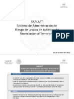 Sarlaft ISO 31000