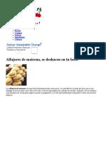 Alfajores de Maicena, Se Deshacen en Tu Boca - Postres Rápidos
