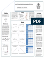 Fluorescence Lifetime Analysis of Anthraquinone Derivatives