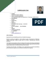 Cv Carlos Quispe Cordova