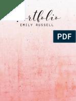 Emily Portfolio Final