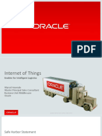 IoT Enabler for Intelligent Logistics