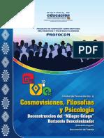UF13 Regular Cosmovisión Filosofía