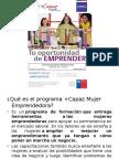 Presentación Mas Capaz Mujer Emprendedora.pptx