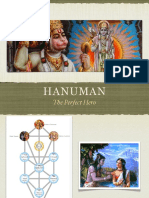 Teachings of the Hindu Gods 05 Hanuman, The Perfect Hero