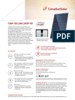 Canadian Solar Datasheet CS6PP SmartDC v5.3C2 Na