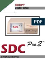 Stryker Sdc Pro 2 Opera. Main. m.