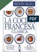 Le Cordon Bleu La Cocina Francesa Clasica
