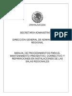 Mp Manto Prev Correc y Repara en Instal de Las Sal Reg 011-S11(20-I-2015)