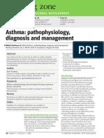 Asthma - Patho