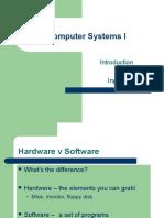 ICS2O - Hardware