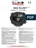 Datenblatt Ex 130 Dust Evo Kpl.