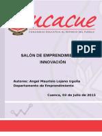 Salón de Emprendimiento e Innovación 2015