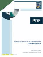 Manual de Laboratorio Sedimentología