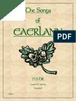 Songs of Eaerlann by Phasai
