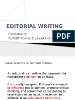 EDITORIAL WRITING (Rupert Laxamana).ppsx