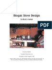 Biogas Burner 1