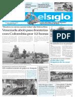 Edicion Impresa El Siglo 17-07-2016