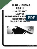 [FIAT] Manual de Esquemas Electricos Fiat Palio y Fiat Siena