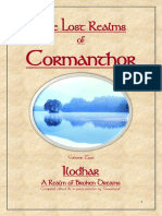 Ilodhar of Cormanthor by Phasai