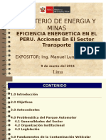 Eficiencia transporte 2011.ppt