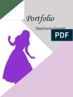 Stephanie Dorsett Portfolio