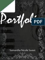 P9 Portfolio Samantha Sweet
