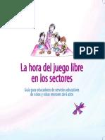 LA HORA DEL JUEGO LIBRE EN LOS SECTORES.pdf
