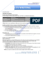 Ielts Writing- Ngoaingu24h