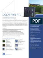 Ge Dgcm Field Rtu Catalog