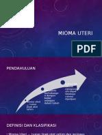 Mioma Uteri