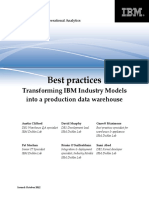 DB2BP Transforming IBM Industry Models 1012