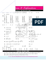 Solutions to Application of derivatives.pdf