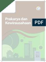 Buku Siswa Prakarya Dan Kewirausahaan Kelas Xii