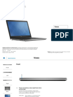Inspiron 15 5559 Laptop Reference Guide en Us