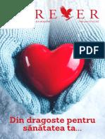 Revista Forever - Februarie 2016