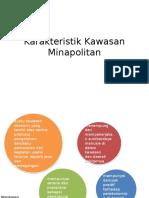 Karakteristik Kawasan Minapolitan