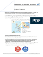 JICA_Legazpi PLSD Project