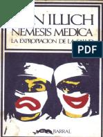 Némesis Médica Ivan Ilich