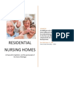 residential nursing home proposal
