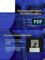 Pavement Distress Handout