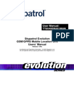 Manual de Usuario Evolution