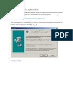 Instalación- Manual de La Aplicación REM