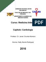 Historia Clinica Cardiologia