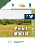 Brosura CCE Cahul, Prutul Inferior