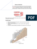 Masonry & Brickwork