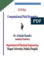 CFD-5-Discretization