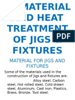 14 Material and Heat Treatment of Jigs &