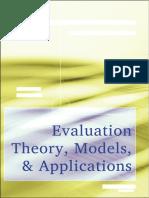 2014_ Evaluation Models