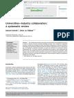 Universities—Industry Collaboration